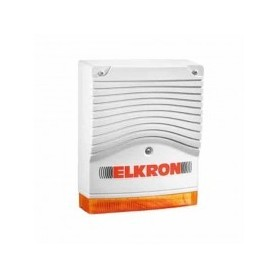 Sirena esterna wireless elkron senza fili HP30WL 500mt