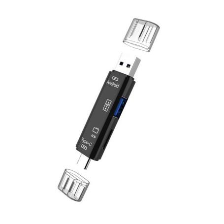 Placca Living International 3 moduli - Acciaio Spazzolato L4803ACS