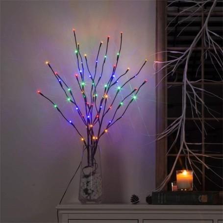 Lampadina a LED 8W E27 PAR20 luce bianco caldo 3000K