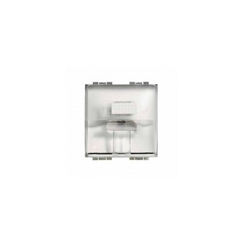 Lampada LED segnapasso ed interruttore ON/OFF Bticino Matix A5630/230