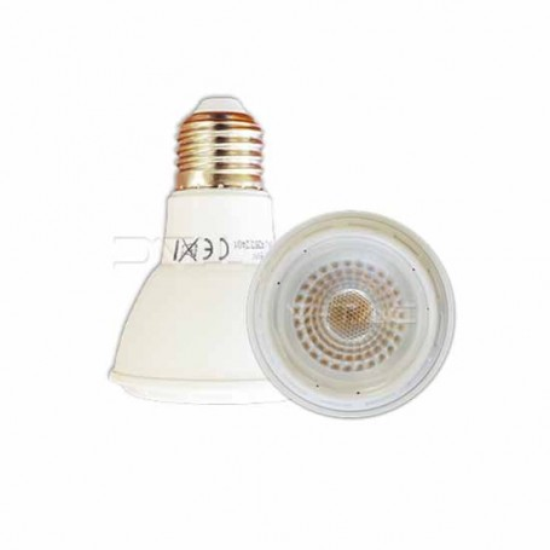 Lampadina a LED 8W E27 PAR20 luce bianco freddo 6000K