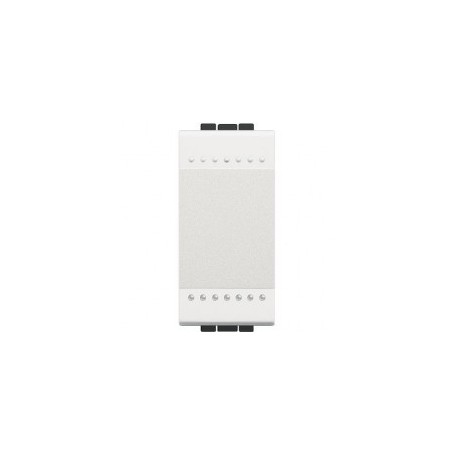 Interruttore Bticino 1P 16 N4001N serie LIVING LIGHT AX- Bianco