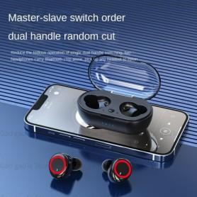 Lampadina LED A60 E27 200° 806LM 10W termoplastico luce 4000K