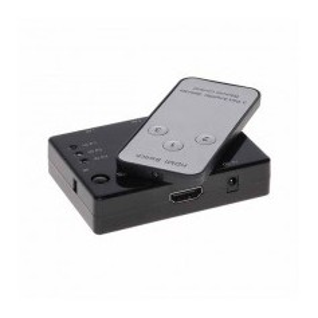 Commutatore Switch Splitter HDMI 3IN - 1OUT porte 1.4b 1080p 3D