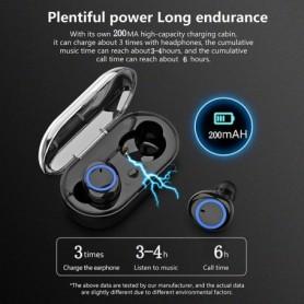 Lampadina LED A60 E27 200° 806LM 10W termoplastico luce 6400K
