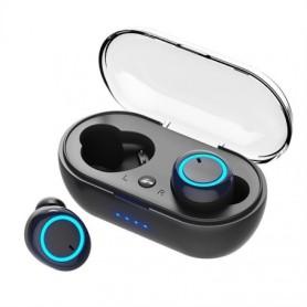 Lampadina globo LED termoplastica 10W E27 G95 luce B caldo