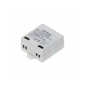 Alimentatore/Driver a commutazione 12V 0.5A - Plastic Box