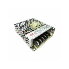 Alimentatore switching 72W 12Vdc 6A singola uscita LRS-75-12