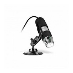 Microscopio digitale USB ingrandimento 400X - illuminatore led