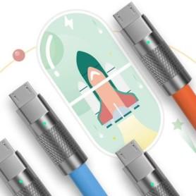 Lampadina a LED A60 E27 12W termoplastico luce bianco caldo