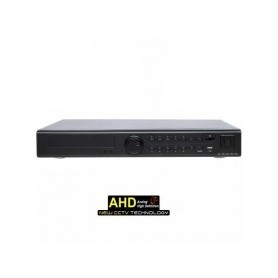 DVR TRIPLEX 8CH 960H - AHD 720p - IP Rec & Live FULL HD Web
