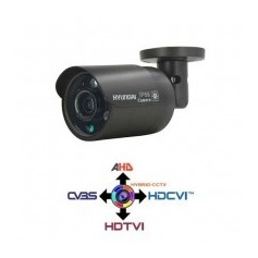 Bullet Camera CCTV 2.8mm HYUNDAI 4IN1 IBRIDA 2.1Mpx HD@1080p IP66 Dark Grey