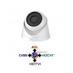 Dome Motozoom CCTV 2.8-12mm 4IN1 HYUNDAI 2.4Mpx HD@1080p