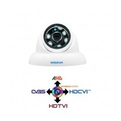 Dome Camera CCTV 2.8mm HYUNDAI 4IN1 IBRIDA 1.3Mpx HD@720p