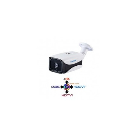 Bullet Camera CCTV 2.8mm HYUNDAI 4IN1 IBRIDA 2.4Mpx HD@1080p IP66