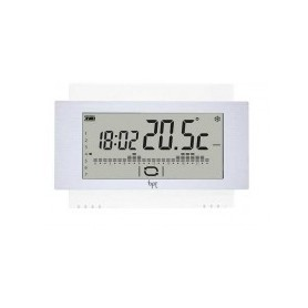 Cronotermostato TOUCH SCREEN da parete BPT TH/500 WH wifi APP mobile