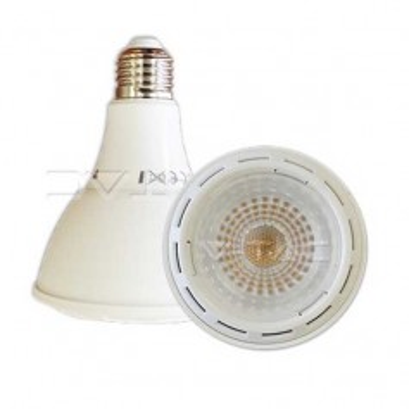 Lampadina a LED 15W E27 PAR38 luce bianco naturale 4500K