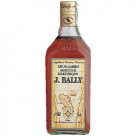 RHUM BALLY AMBRE'MARTINIQUE