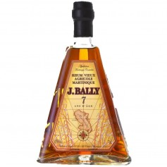 RHUM BALLY PIRAMIDE 7 ANNI