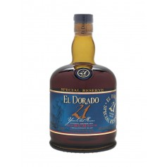 RHUM EL DORADO 21 YEAR OLD