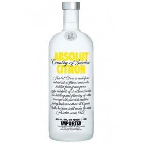 VODKA ABSOLUT CITRON L.1