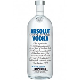 VODKA ABSOLUT LT.1