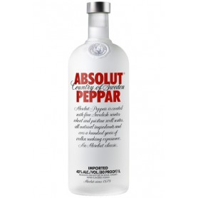 VODKA ABSOLUT PEPPAR LT.1