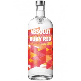 VODKA ABSOLUT RUBY RED L.1