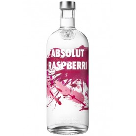 VODKA ABSOLUT RASPBERRI L.1