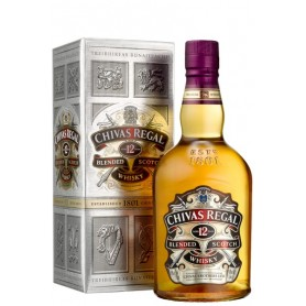 WHISKEY CHIVAS REGAL 12 ANNI CL.70