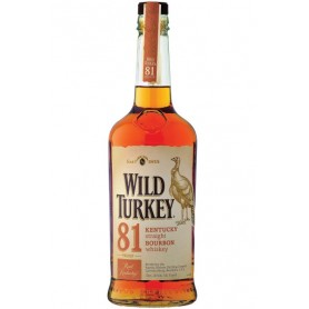 WHISKEY WILD TURKEY CL.70