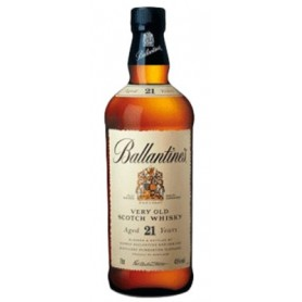 WHISKEY BALLANTINE'S 21 ANNI