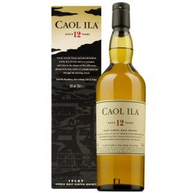 WHISKEY CAOL ILA 12 ANNI CL.70