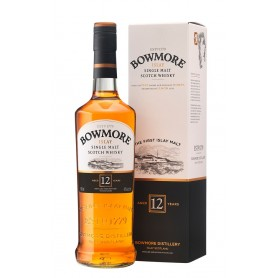 WHISKEY BOWMORE 12 ANNI CL.70