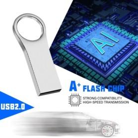 Lampadina LED 4W filamento E14 P45 luce bianco freddo 6000K