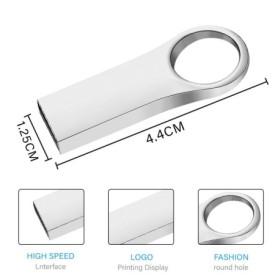 Lampadina LED 4W filamento E14 P45 luce bianco naturale 4500K