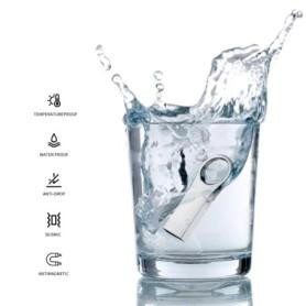 Lampadina LED candela filamento 4W E14 luce bianco freddo 6000K