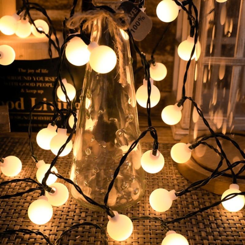 Lampadina LED flame filamento Vetro tortiglione Smerigliato 4W E14 6400K