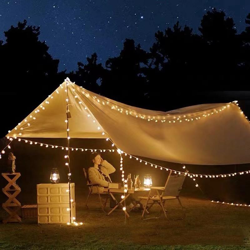 Lampadina LED Candela filamento Vetro Smerigliato 4W E14 2700K 300°
