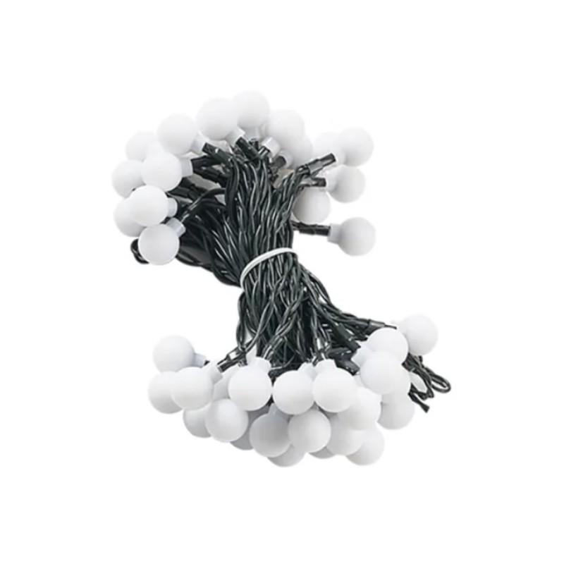 Lampadina LED Candela filamento Vetro Smerigliato 4W E14 4000K 300°