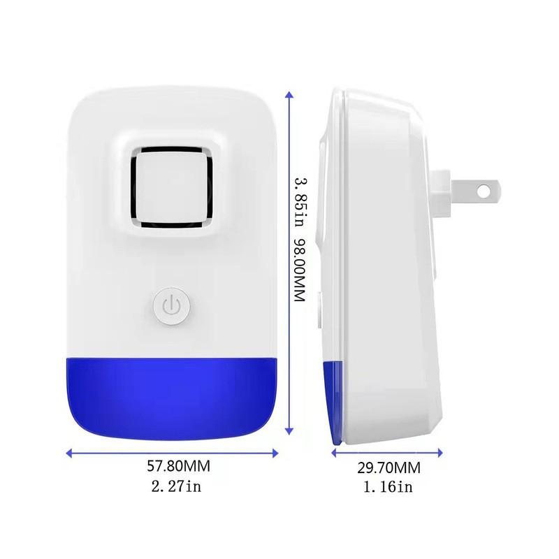 Lampadina bulbo LED 6W E14 P45 180° 470LM bianco naturale 4500K