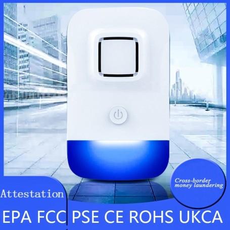 Lampada bulbo LED 6W E14 P45 180° 470LM luce bianco freddo 6000K