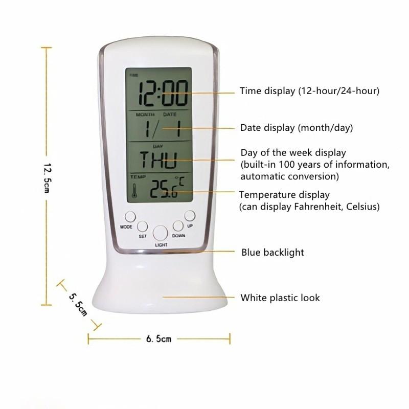Lampada Tubolare Plastica T37 LED SMD 9W E14 6400K 750LM 230° A