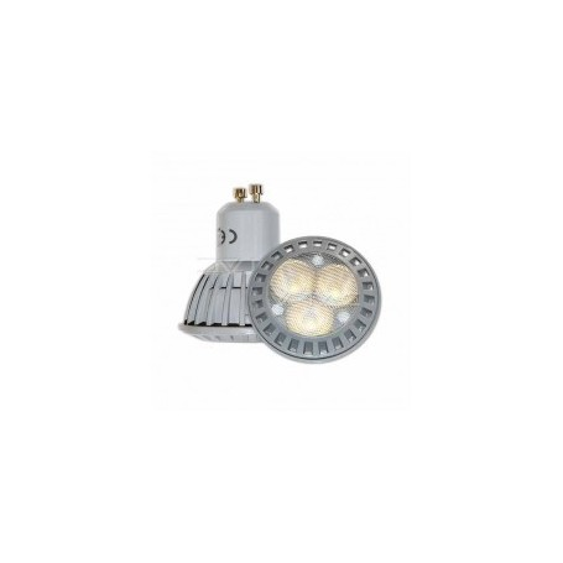 LAMPADINA SPOT LED PLASTICA SMD 5W GU10 MOD. VT- 1878