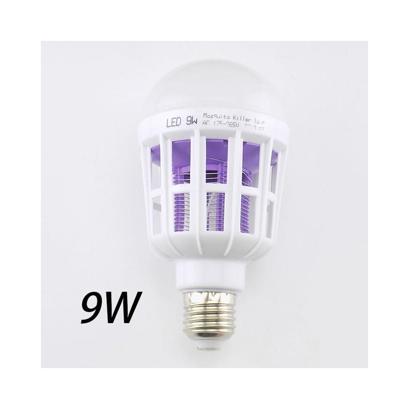 LAMPADINA SPOT LED 7W GU10 110° WHITE MOD. VT-2779