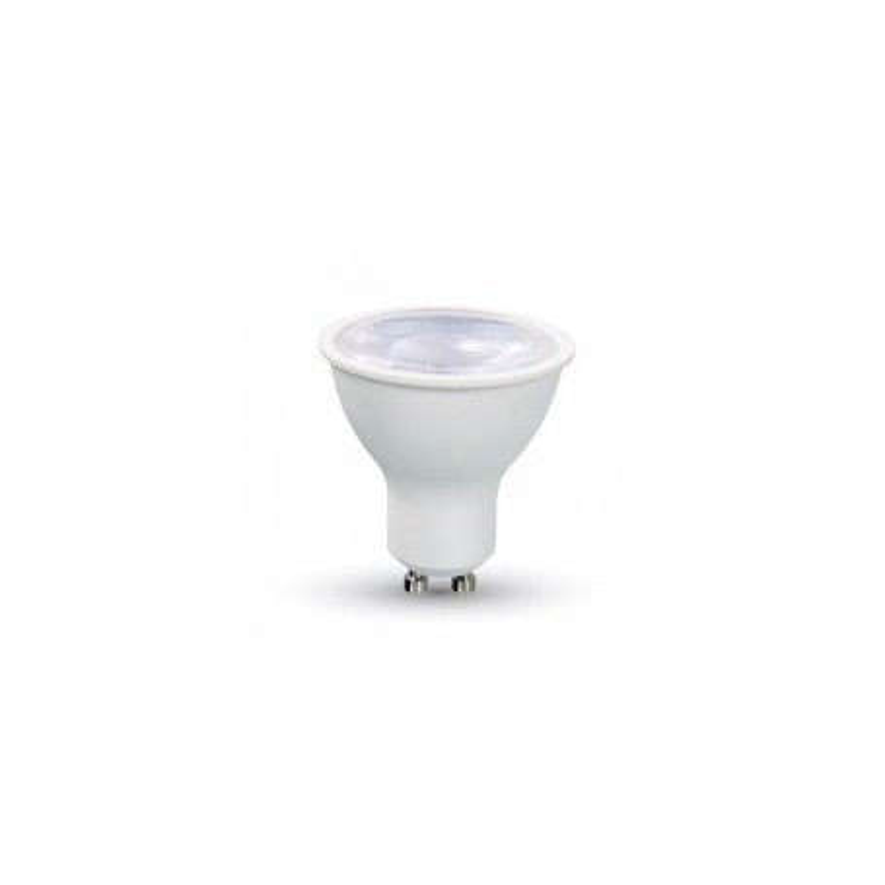 LAMPADINA SPOT LED 8W GU10 38° WHITE MOD. VT-2889