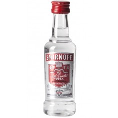 Mignon Vodka Smirnoff Red 5cl