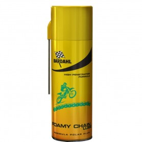 Grasso Spray Adesivo per Catena Moto Strada Bardahl High Speed Chain - 400 ml