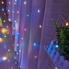 FARO LED SMD 30W MULTICOLOR RGB ESTERNO IP65 CON TELECOMANDO RF MOD. VT-4732