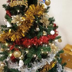 Sensore di movimento PIR infrarosso SLIM IP20 da soffitto 360° - Mod VT-8027